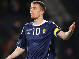 darren fletcher scotland 24991641 Loss of Fletcher leaves United short a midfielder