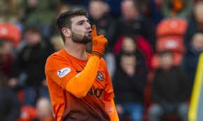 Dundee United's Nadir Ciftci